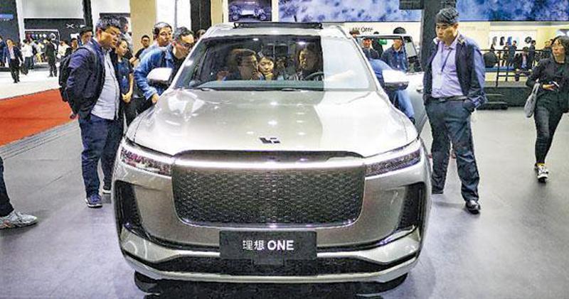 芯片減產 理想汽車下調第三季車輛交付量至2.45萬輛