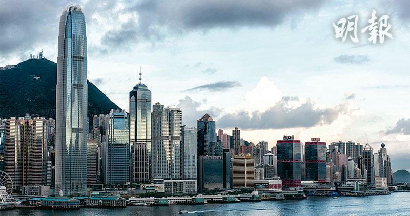 全球金融中心指數報告香港排名升至第3但評分跌 營商環境連跌3位