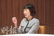 匯豐環球私人銀行及財富管理亞洲區首席投資總監范卓雲(圖)建議,投資者在波動市下,調整投資策略,選優質和防守性高的板塊和股份,可以聚焦受國策支持的產業。(曾憲宗攝)