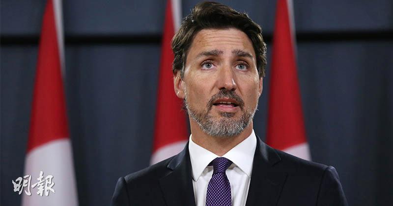 杜魯多:加拿大將在「未來幾周」就華為5G准入問題做決定
