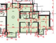 3座28樓實用755方呎H室圖則