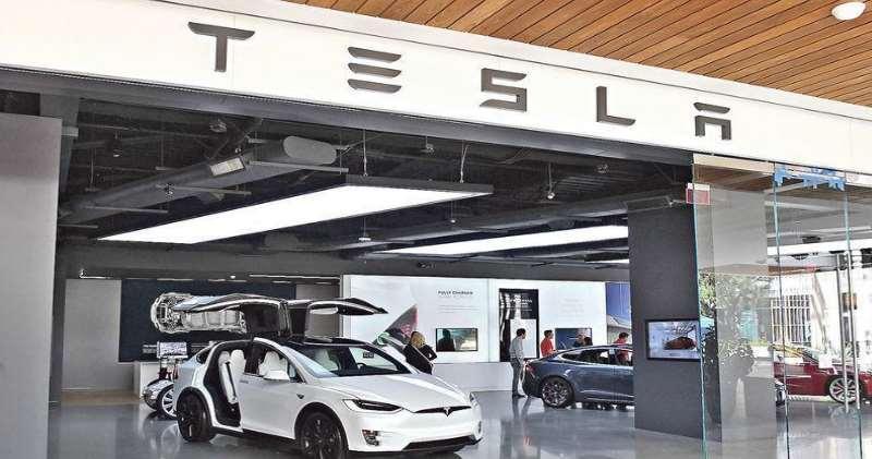 Tesla第三季汽車交付量創新高。