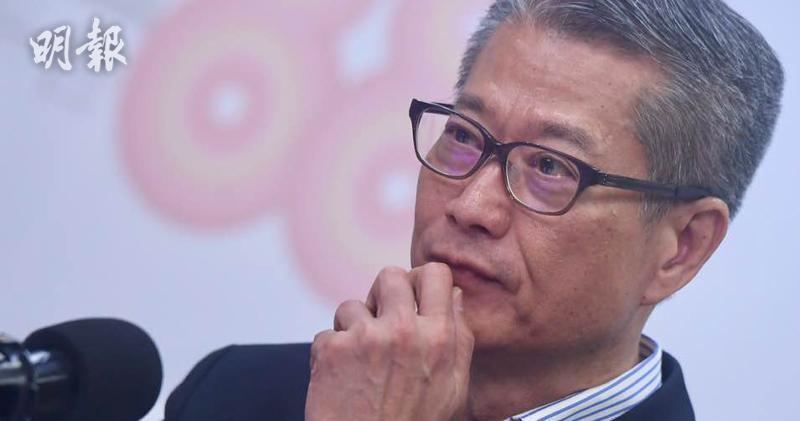財政司長陳茂波接受媒體訪問時指,中國恒大債務危機對本港銀行業風險敞口非常低,不會造成系統性風險。