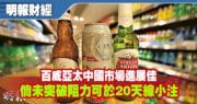 【有片:選股王】百威亞太中國市場進展佳 倘未破阻力可於廿天線小注