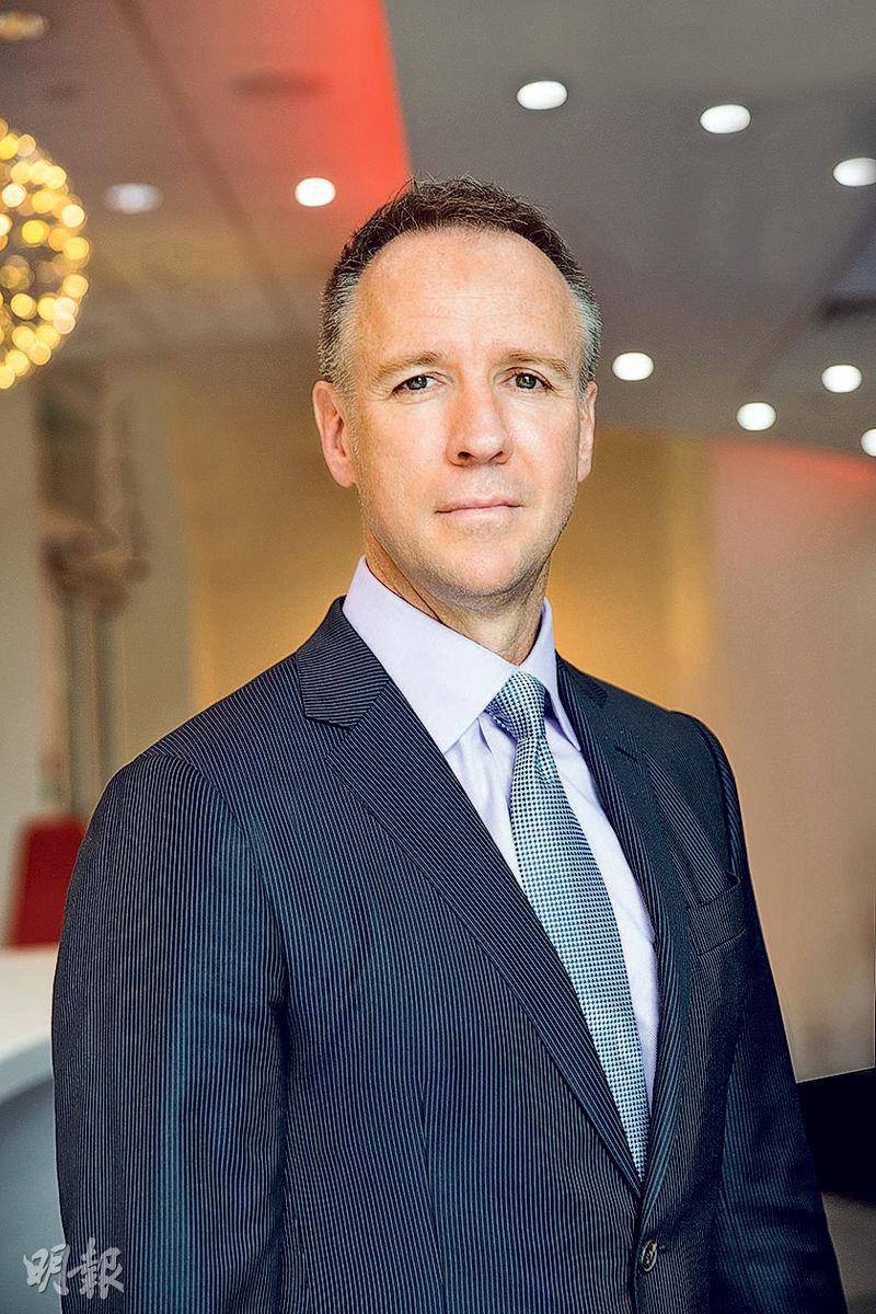 富達國際基金經理 Dale Nicholls
