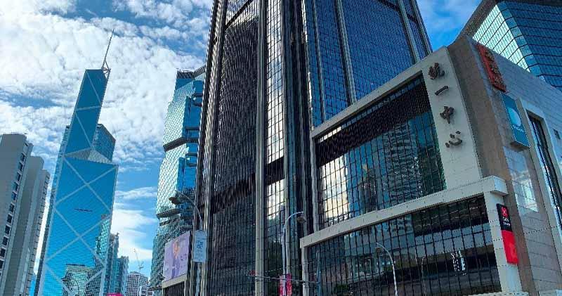泰航放售統一中心在港辦事處