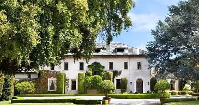 馬斯克加州豪宅降價550萬美元求售(圖片來源:Zillow)