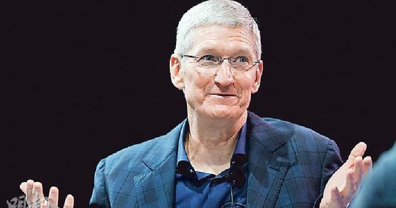 庫克:蘋果將捐款支持山西地區救災