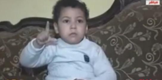 卡尼現年4歲。(短片截圖)