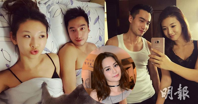 赖弘国跟前妻Ivy Chao有不少甜蜜回忆,每个人也有过去,相信阿娇会体谅。(网上图片)