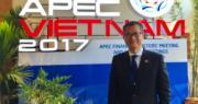 稱環球經濟現起色港出口轉好 陳茂波指對財長會議聲明失望