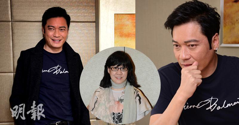 羅嘉良對TVB叫他唔使出席台慶感不慲,余文珊解釋是一場誤會,她會賠不是。(資料圖片_