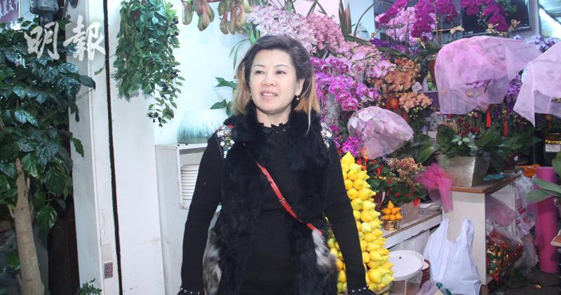 姓朱女負責人希望警方早日拘捕賊人。