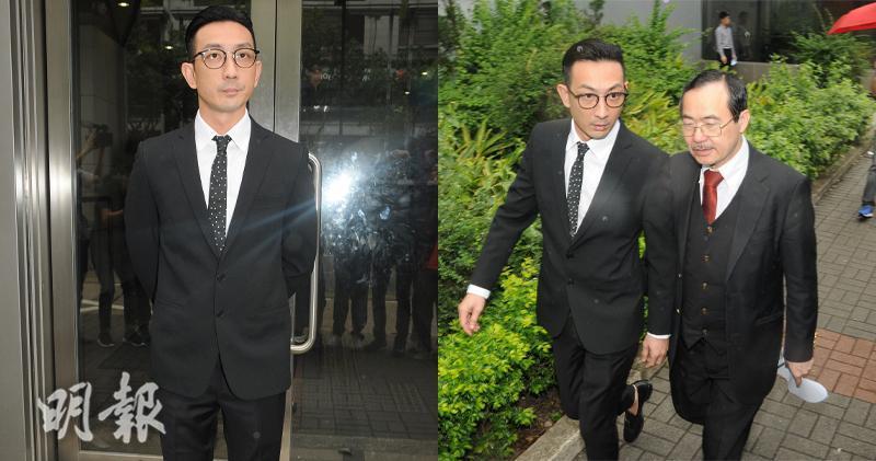 李璨琛醉駕罪成 判120小時社會服務令兼停牌一年