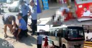 西安驚傳斬人事件 多名小巴乘客遇襲