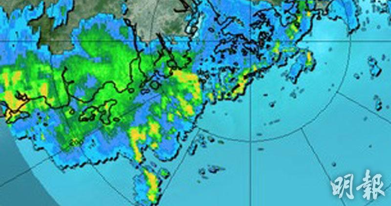 【天氣速遞】雷雨未來一兩小時影響本港