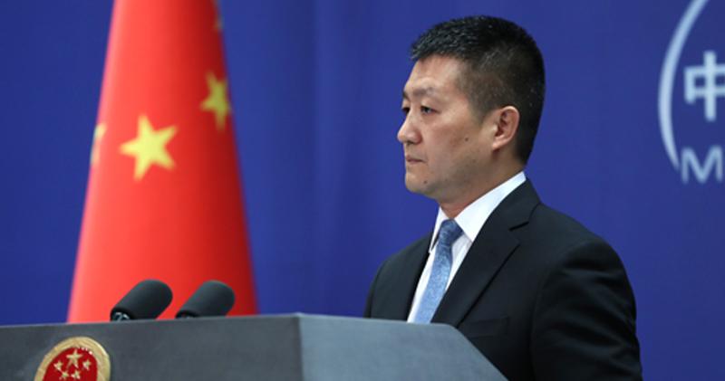 【逃犯條例】歐盟向港府發外交照會 外交部:不得染指中國香港內部事務
