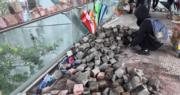 【11.12衝突】警與城大天橋示威者對峙 指揮官指令開槍直接打頭