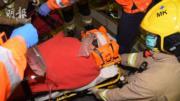 九龍塘站17歲女墮軌 雙腳輾斷