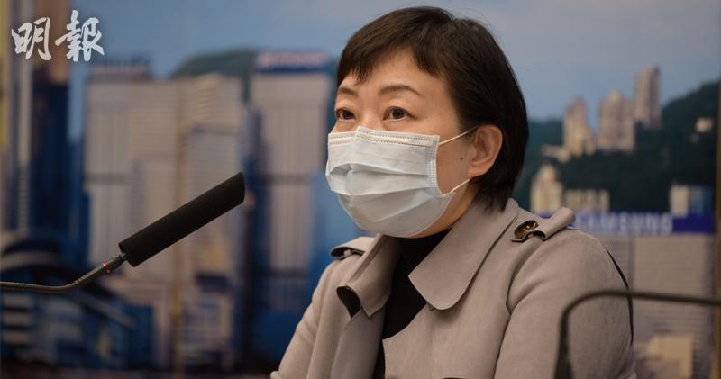 本港今增51宗確診新冠病毒 40日大確診嬰被確診者抱過