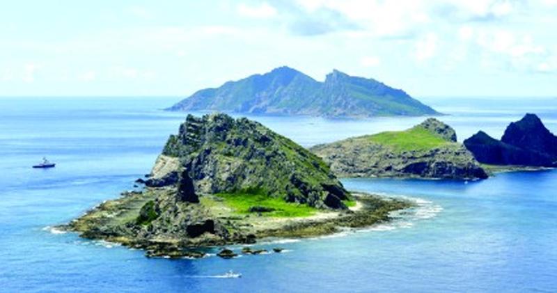 場所 尖閣 諸島 やさしい尖閣諸島(釣魚列島)のはなし
