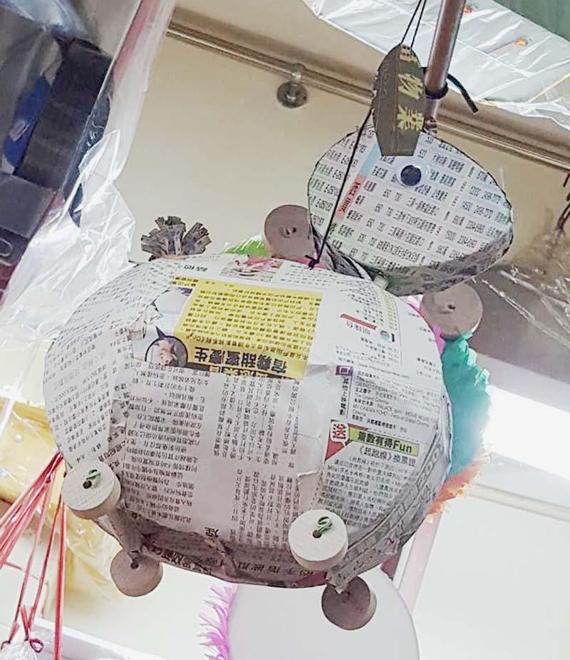 【有片】50年老店紮作傳人堅持手紮燈籠最愛楊桃燈籠載父子回憶