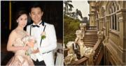 不離不棄|楊潮凱曬婚照慶祝相愛18周年:永遠愛你