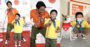 父子檔獻Sing|杜德偉偕4歲囝囝公開合唱 AJ表現淡定獲讚