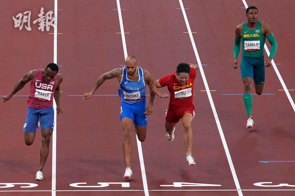 東京奧運田徑直擊:馬素積及斯膺新「百米飛人」、跳高雙冠軍