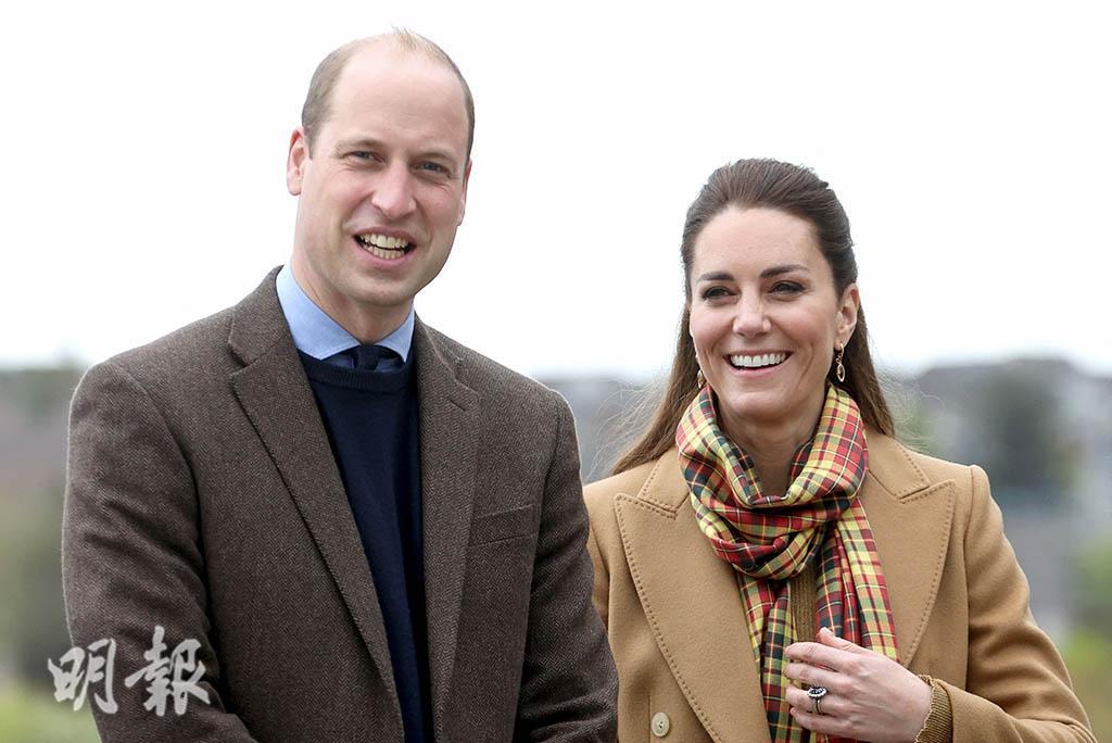 重溫英國威廉王子凱特甜蜜溫馨時刻