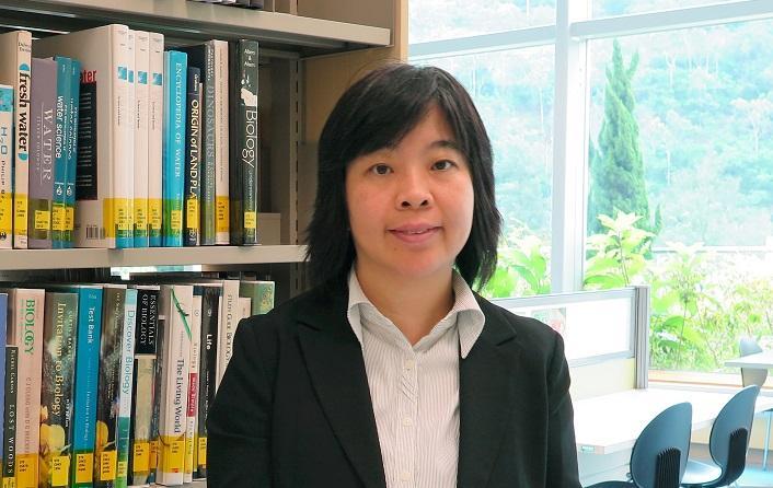 香港浸會大學國際學院 (HKBU CIE) 應用科學學部學科統籌胡麗恩博士