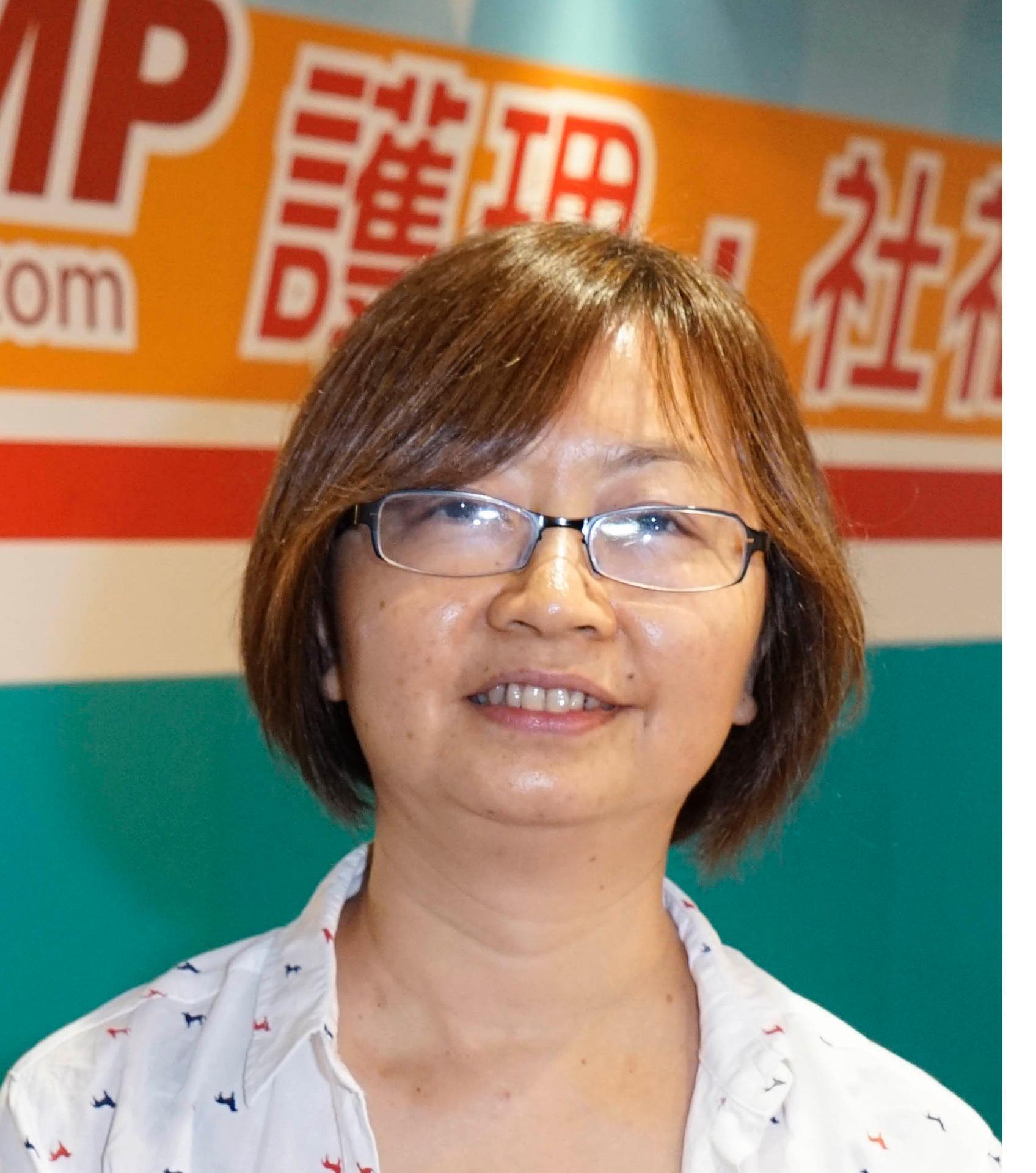 香港專業進修學校人文與社會科學學部課程主任 (社會工作) 羅櫻子 (Clara)