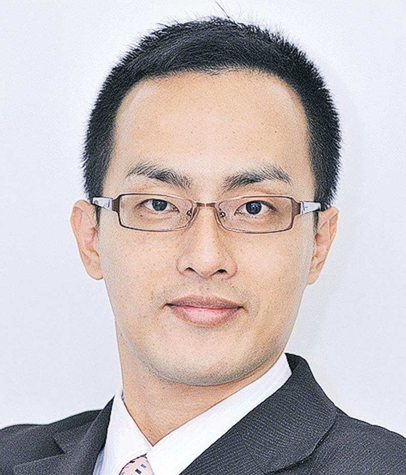 仁愛堂 YES 專業進修課程課程導師黎子勤 (Ken)