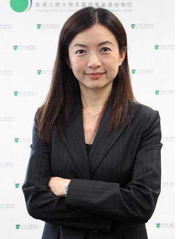 香港公開大學李嘉誠專業進修學院課程總監黎偉祈 (Vicky)