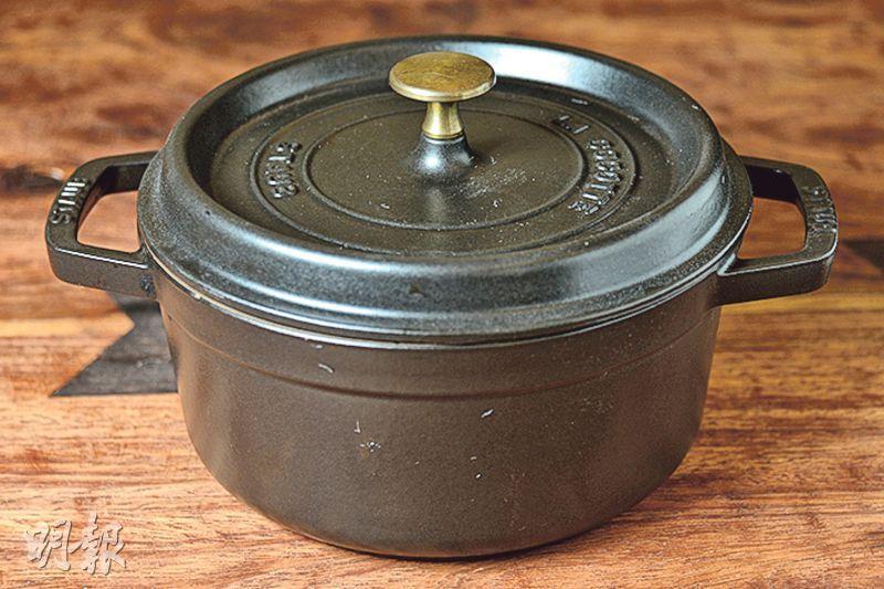 鑄鐵鍋(圖:黃志東)