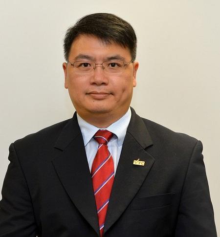IVE (柴灣) 酒店、服務及旅遊學系高級講師石雲龍