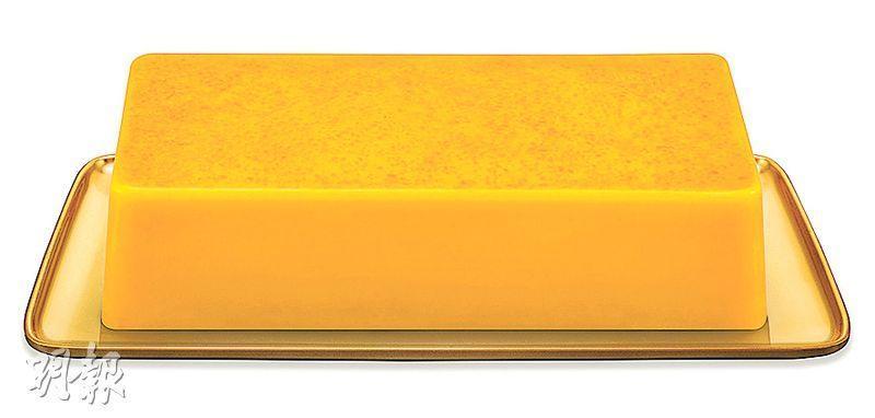 椰汁奶黃年糕($95,H)(圖﹕品牌提供)