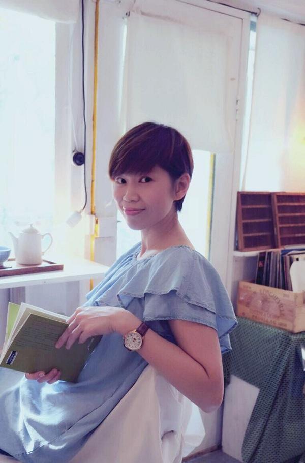 香港知專設計學院時裝及形象設計學系高級講師劉綺珺 (Joanne)