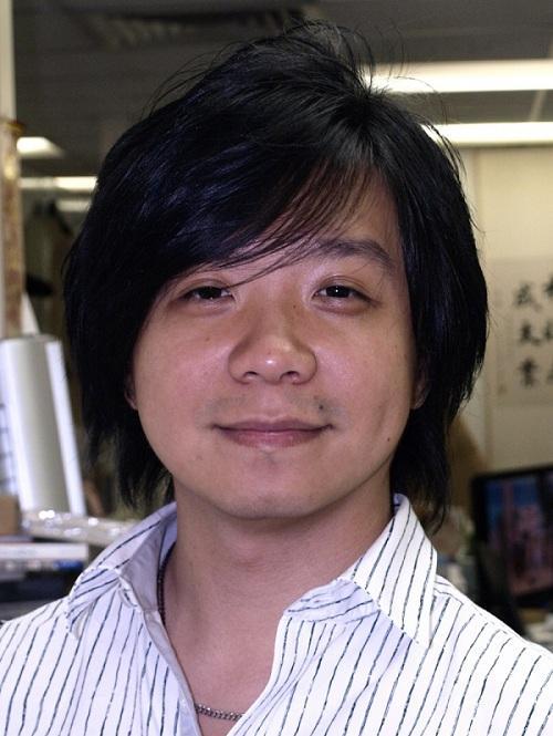 香港數碼娛樂協會主席兼火狗創意有限公司董事總經理彭子傑 (Gabriel)