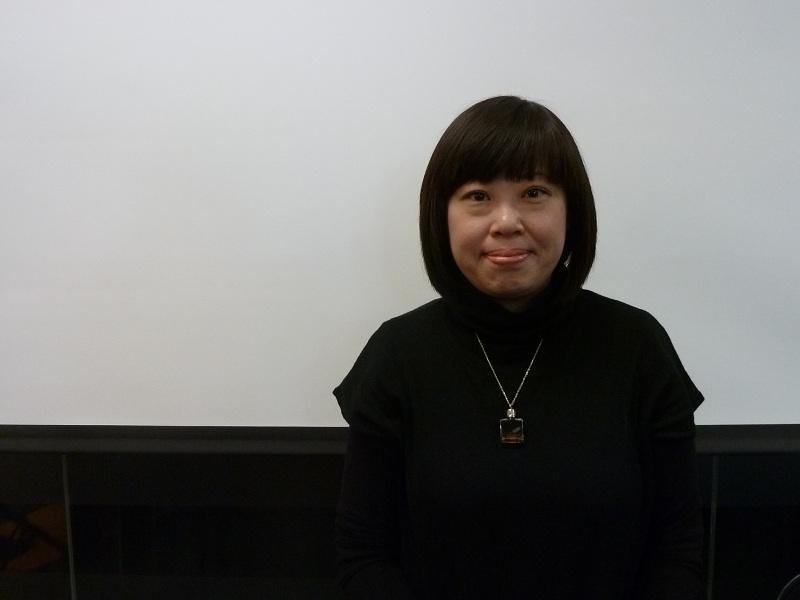 香港演藝學院舞台及製作藝術學院精研課程統籌盧樂然