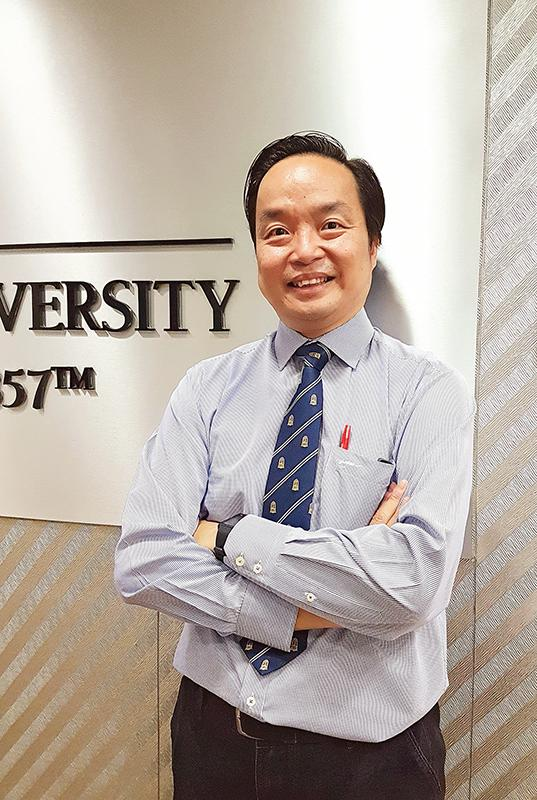 UIU 心理學課程講師陳再綱博士