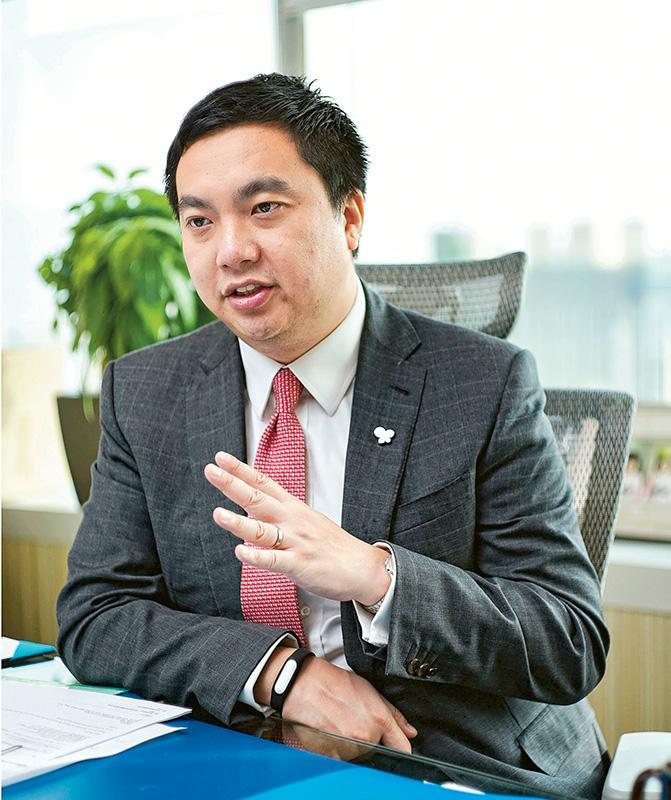 UMH執行董事兼首席營運官李嘉豪