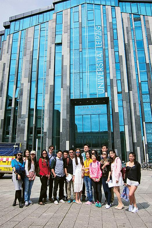 個碩士課程的學員均有機會參加形形色色的交流活動,如參觀不同的傳媒機構、私人企業、大小品牌和NGO組織等,有助擴展眼界!