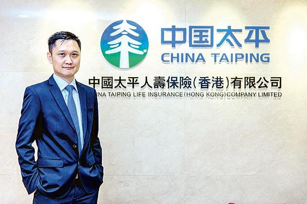 太壽香港助理總經理兼個人業務部主管黎俊傑