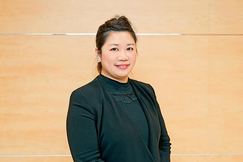 太壽香港個人業務部高級個人業務發展經理陳依琍