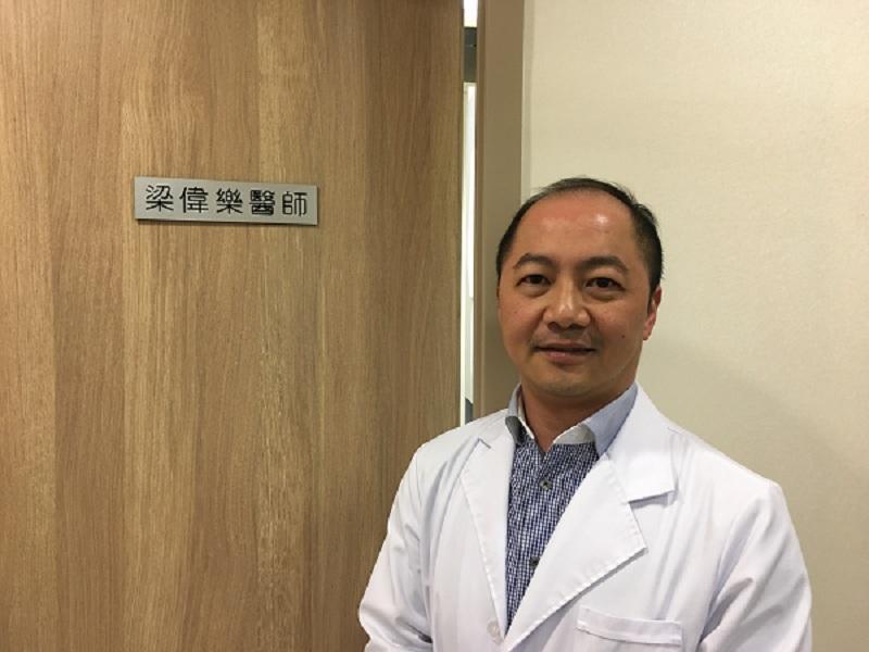 港專職業訓練學院ERB「中醫學理論基礎證書 (兼讀制)」課程導師梁偉樂醫師
