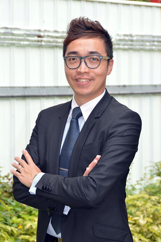 基督教勵行會培訓服務科市場拓展及聯絡部高級經理李國偉(Albert)