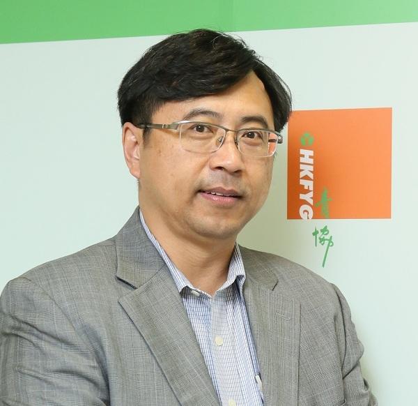 香港青年協會督導主任鄧良順 (Gary)