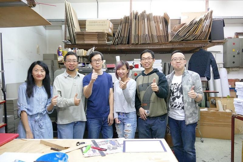 課程着重實務技巧,學員大部分時間在工場上堂。
