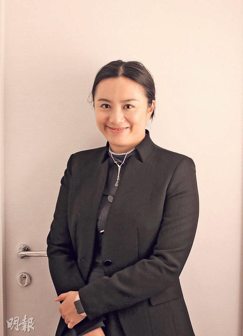 饒方莉  (註冊臨牀心理學家、香港心理學會臨牀心理學組副主席)